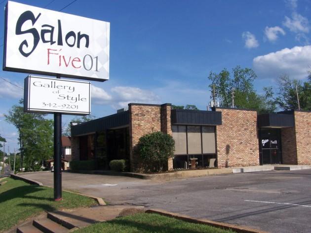 Salon Five01 Tuscaloosa Al